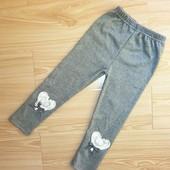 Штаны для девочки (утепленные)