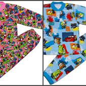 Пижама на байке на 2-х кнопочках