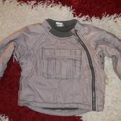 куртка H&M 9-12міс.