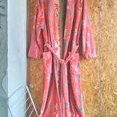 Махровый халат в пол ( размер 48 -50)