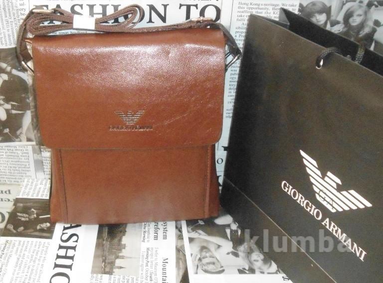 Мужская сумка Armani в России Сравнить цены