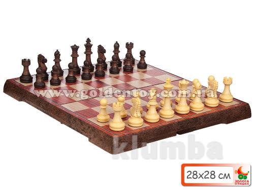 Шахматы фото №1