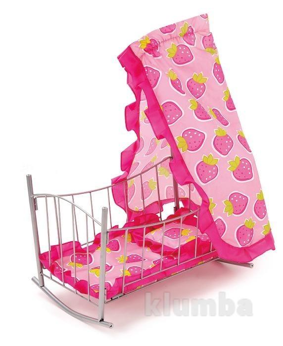 Кроватка-колыбель для куклы фото №1
