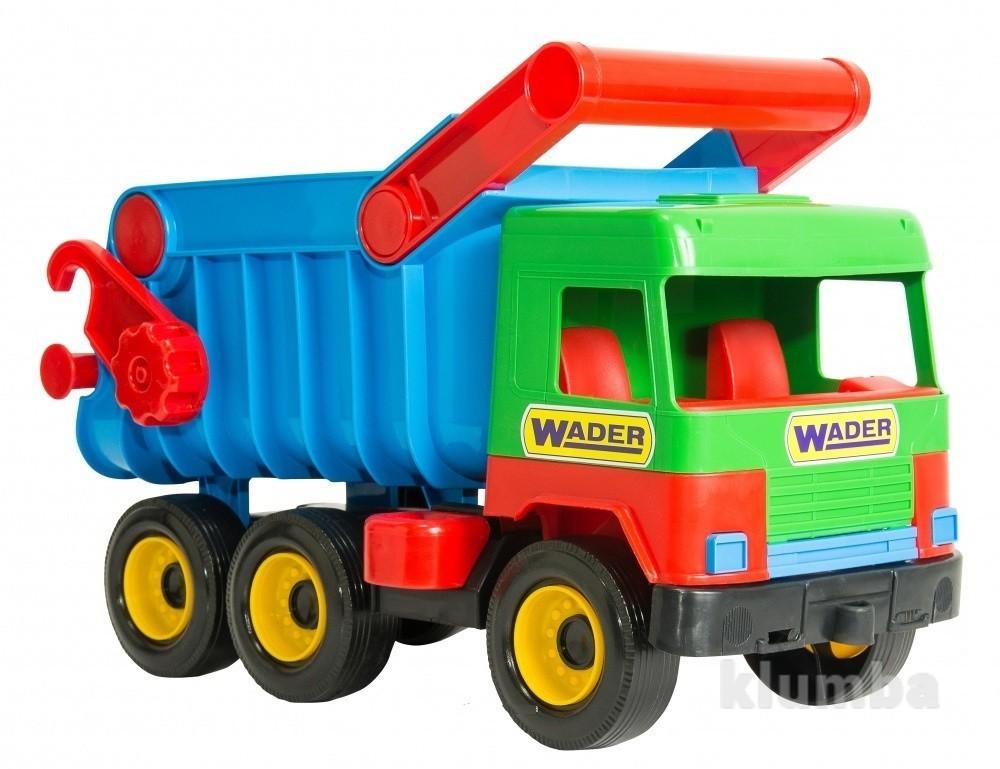 Самосвал Middle Truck  39222 фото №1