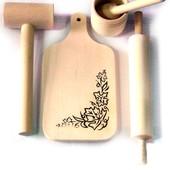 Кухонный набор малый, RnToys (дерево)