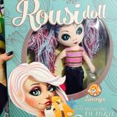 Кукла Роузи с одеждой в коробке Левення