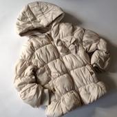 красивая куртка Зара на холодную весну-осень