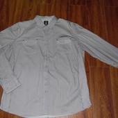 стильна сорочка великого розміру,як нова