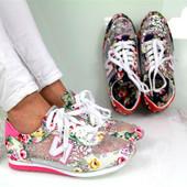 эксклюзивные женские сникерсы кроссовки
