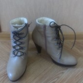 Ботинки на холодную осень