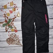 11 - 12 лет Фирменный зимний полукомбинезон лыжные штаны Campri