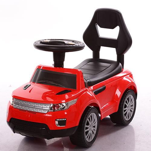 Рендж ровер fd 6805 детская машинка толокар range rover с фарами свет фото №1