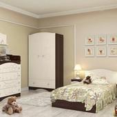 Гарантия 2 года! Комплектуете сами! Модульная детская комната Kiddy №1, 9 пред., укр. производство