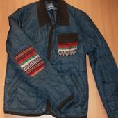 мужская модная  куртка размер хс-с