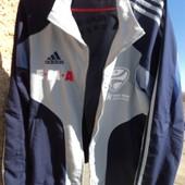 Фірмова спортивна кофта олимпийка мастерка Адідас .