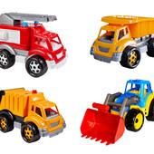 Мусоровоз с баком 1752, Пожарная машина 1738, Самоскид, Трактори,Атлант Технок