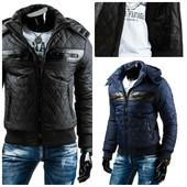 куртка мужская зимняя стеганая