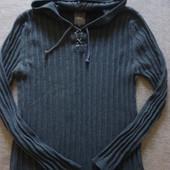 Стильный реглан,худи,свитер с капюшоном 48-50