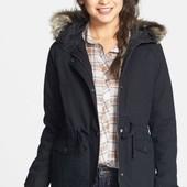 Куртка- парка Rubbish хлопковая с мехом новая 40-44