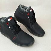 Зимние мужские ботинки кроссовки  Tommy Hilfiger (Томми Хилфигер)