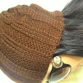 шапка стильная