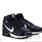 W0329 Шикарные Зимние Мужские кроссовки