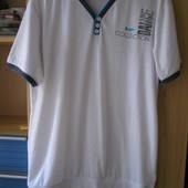 Футболка, тенниска, рубашка-поло, шотландка 48-50 р-ра.