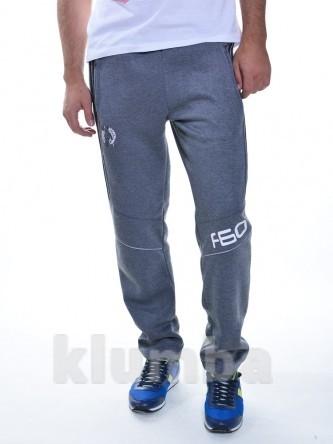 Утепленные спортивные брюки фото №1