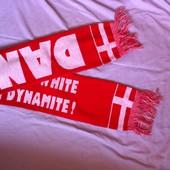 шарф теплый, двойной Denmark,новый!