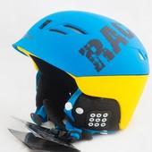 Шлем горнолыжный X Road № 930 2 blue yellow