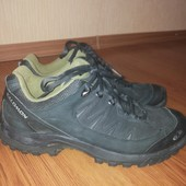 Синдром короткой ноги, спец. кроссовки Salomon 42-27