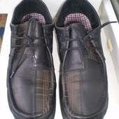 мужские туфли Ben Sherman кожа  р.46 ,стелька 31 см