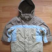 Зимняя курточка Adams Kids для мальчика на 3-4 года
