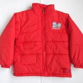 Курточка теплая для девочки на рост 122-128 см (High fashion) нюанс!