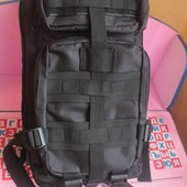 Рюкзак Военный-Походный. Ёмкость - 36-55 л.