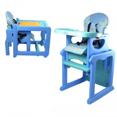 Тилли Грация bt-hc-0020 стульчик для кормления трансформер Tilly Gracia столик и стульчик