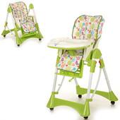 Бемби HC580 стульчик для кормления детский высокий Bambi