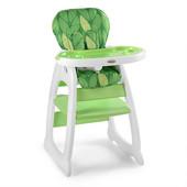 Бемби HZ505 стульчик для кормления трансформер Bambi столик 2 в 1