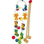 Детские деревянные игровые наборы Руди