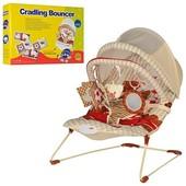 Шезлонг-качалка детский BR 20887-1