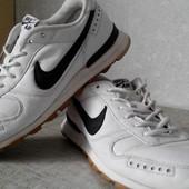 Кроссовки кожа Nike Air (оригинал)р.44