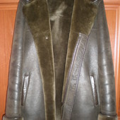 Мужская искусственная дубленка на меху - 50 - 52р - 200 грн