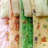 Одеяло + подушка зима ( набивная овчина, 50 %)