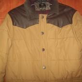 Шикарная куртка парка River Island S-M
