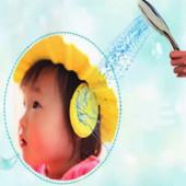 Козырек для мытья головы и стрижки с дополнительной защитой ушей.