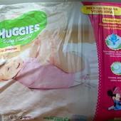 детские памперсы хагес для девочек-huggies