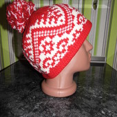 Зимняя шапка - 60 размер - XL