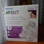 Молокоотсос механический Natural Avent Philips