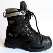 Термо - Ботинки Deltex, Италия, мембрана, 40 р