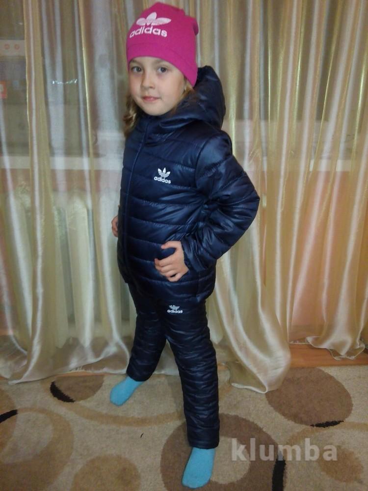 Зимний  костюм adidas  р104,116,116,122,128,134 фото №1